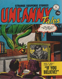 Cover Thumbnail for Uncanny Tales (Alan Class, 1963 series) #165