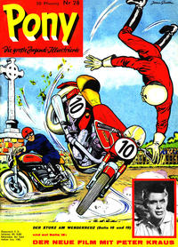 Cover Thumbnail for Pony (Bastei Verlag, 1958 series) #28