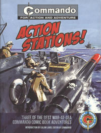 Cover Thumbnail for Commando: Action Stations! (Carlton Publishing Group, 2011 series)