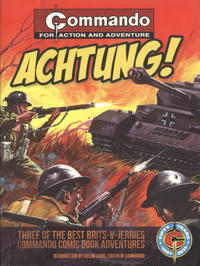 Cover Thumbnail for Commando: Achtung! (Carlton Publishing Group, 2011 series)