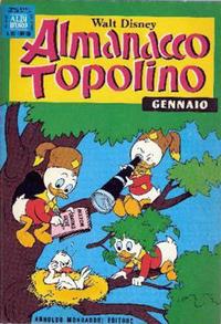 Cover Thumbnail for Almanacco Topolino (Arnoldo Mondadori Editore, 1957 series) #193