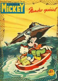 Cover Thumbnail for Le Journal de Mickey (Hachette, 1952 series) #175