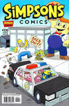 Cover for Simpsons Comics (Bongo, 1993 series) #230