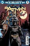 Cover Thumbnail for Batman (2016 series) #1 [David Finch Cover]