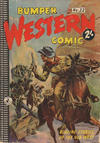 Cover for Bumper Western Comic (K. G. Murray, 1959 series) #22
