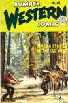 Cover for Bumper Western Comic (K. G. Murray, 1959 series) #42