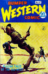 Cover for Bumper Western Comic (K. G. Murray, 1959 series) #47