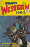 Cover for Bumper Western Comic (K. G. Murray, 1959 series) #48