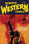 Cover for Bumper Western Comic (K. G. Murray, 1959 series) #49