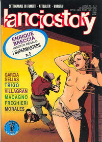 Cover Thumbnail for Lanciostory (Eura Editoriale, 1975 series) #v11#3