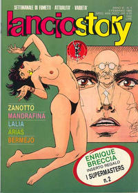 Cover Thumbnail for Lanciostory (Eura Editoriale, 1975 series) #v11#4