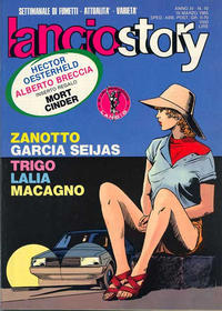 Cover Thumbnail for Lanciostory (Eura Editoriale, 1975 series) #v11#10