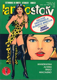 Cover Thumbnail for Lanciostory (Eura Editoriale, 1975 series) #v11#12