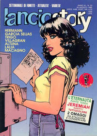 Cover Thumbnail for Lanciostory (Eura Editoriale, 1975 series) #v11#33