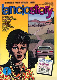 Cover Thumbnail for Lanciostory (Eura Editoriale, 1975 series) #v11#32
