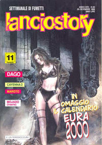 Cover Thumbnail for Lanciostory (Eura Editoriale, 1975 series) #v25#50