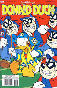 Cover Thumbnail for Donald Duck & Co (Hjemmet / Egmont, 1948 series) #24/2016