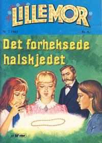 Cover Thumbnail for Lillemor (Serieforlaget / Se-Bladene / Stabenfeldt, 1969 series) #7/1985
