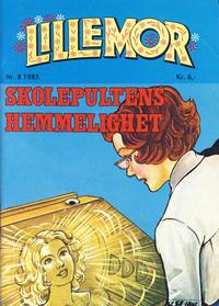 Cover Thumbnail for Lillemor (Serieforlaget / Se-Bladene / Stabenfeldt, 1969 series) #8/1985