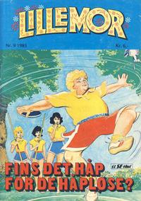 Cover Thumbnail for Lillemor (Serieforlaget / Se-Bladene / Stabenfeldt, 1969 series) #9/1985