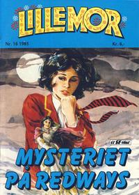 Cover Thumbnail for Lillemor (Serieforlaget / Se-Bladene / Stabenfeldt, 1969 series) #16/1985