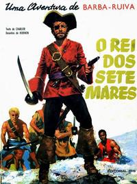Cover Thumbnail for Barba-Ruiva (Editorial Íbis, 1969 series) #2 - O Rei dos Sete Mares