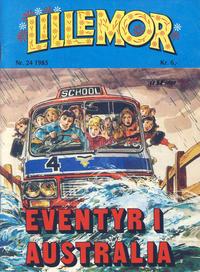 Cover Thumbnail for Lillemor (Serieforlaget / Se-Bladene / Stabenfeldt, 1969 series) #24/1985