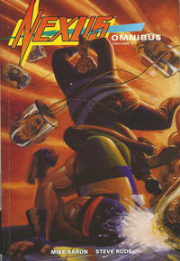 Cover Thumbnail for Nexus Omnibus (Dark Horse, 2012 series) #5