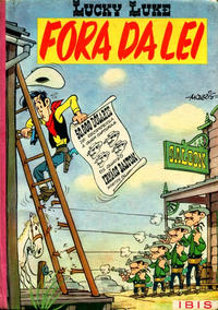 Cover Thumbnail for Lucky Luke (Editorial Íbis, 1967 series) #1 - Fora da Lei
