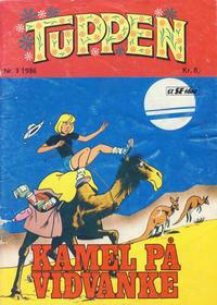 Cover Thumbnail for Tuppen (Serieforlaget / Se-Bladene / Stabenfeldt, 1969 series) #3/1986