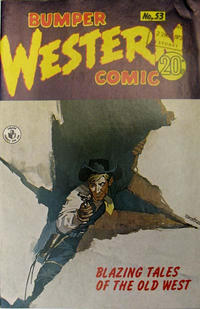 Cover Thumbnail for Bumper Western Comic (K. G. Murray, 1959 series) #53