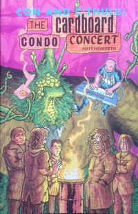 Cover Thumbnail for Con and C'thulu: The Cardboard Condo Concert (MU Press, 1996 series)