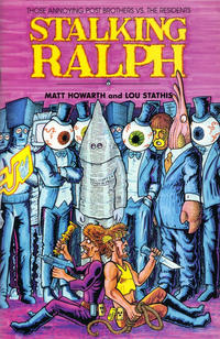 Cover Thumbnail for Stalking Ralph (MU Press, 1995 series)