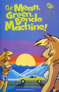 Cover Thumbnail for The Mean, Green, Bondo Machine (MU Press, 1992 series)