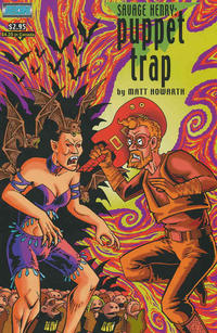 Cover Thumbnail for Savage Henry: Puppet Trap (MU Press, 2004 series)