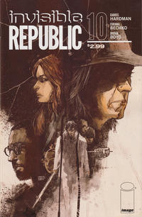 Cover Thumbnail for Invisible Republic (Image, 2015 series) #10