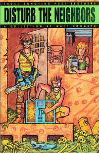 Cover Thumbnail for Those Annoying Post Brothers: Disturb the Neighbors (MU Press, 1995 series)