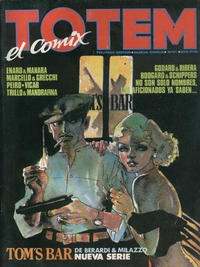 Cover Thumbnail for Totem el Comix (Toutain Editor, 1986 series) #31