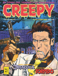 Cover Thumbnail for Creepy (Toutain Editor, 1979 series) #48