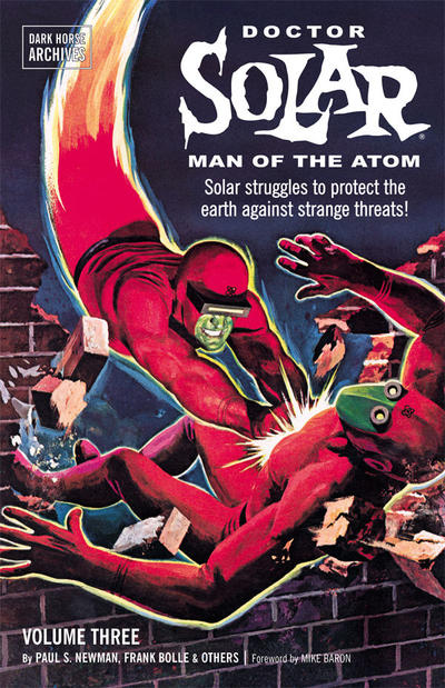 Cover for Doctor Solar, Man of the Atom Archives (Dark Horse, 2010 series) #3