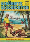 Cover for Bastei Sonderband (Bastei Verlag, 1970 series) #24 - Robinson Crusoe