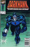 Cover Thumbnail for Darkhawk (1991 series) #7 [Newsstand]