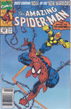 Cover Thumbnail for The Amazing Spider-Man (1963 series) #352 [Newsstand Edition]