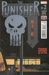 Cover for The Punisher (Marvel, 2016 series) #2
