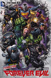 Cover for Forever Evil (DC, 2013 series) #1 [New York Comic Con Cover]
