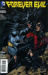 """Cover for Forever Evil (DC, 2013 series) #7 [Ethan Van Sciver """"Batman & Nightwing"""" Cover]"""