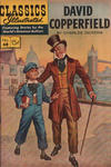 Cover for Classics Illustrated (Gilberton, 1947 series) #48 [HRN 121] - David Copperfield [painted cover]