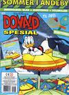 Cover for Donald spesial (Hjemmet / Egmont, 2013 series) #[3/2015]