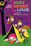 Cover for Walt Disney Huey, Dewey and Louie Junior Woodchucks (Western, 1966 series) #22 [Whitman]