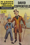 Cover for Classics Illustrated (Gilberton, 1947 series) #48 [O] - David Copperfield [25¢]